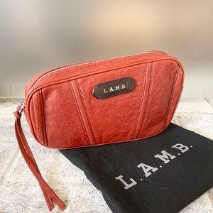 L.A.M.B Unisex Leather Bag